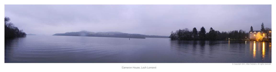 Name: Loch Lomand Camera make:  Model:  Software: