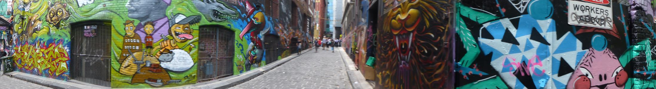 Name: The Graffiti Lanes melbourne Camera make: Panasonic Model: Panasonic Software: Ver.1.0