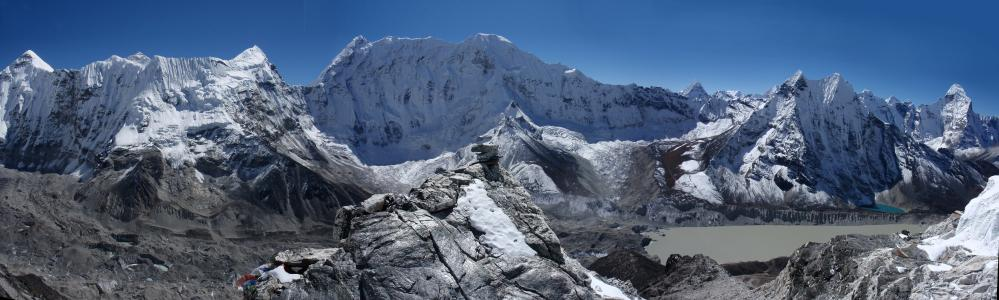 Name: View from Lobuche Peak, Khumbu, Nepal  Camera make:  Model:  Software:
