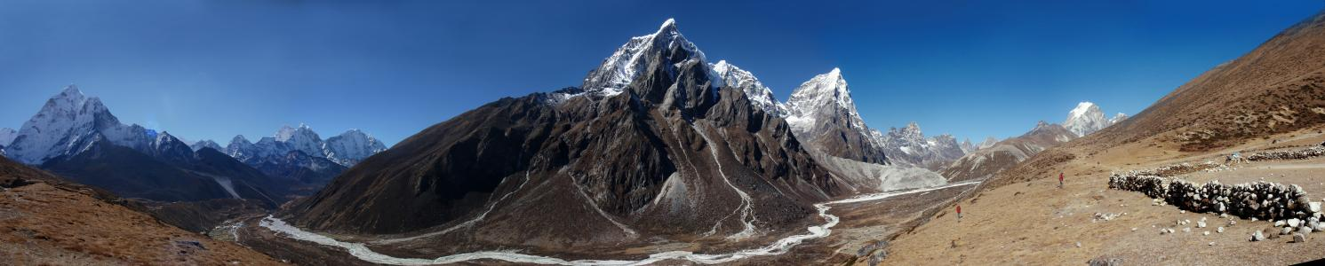 Name: Ama Dablam to Lobuche View, Khumbo, Himalayas Camera make:  Model:  Software: