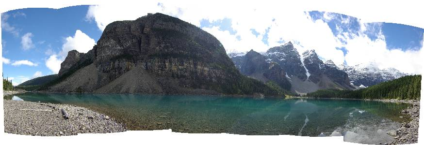 Name: Morraine Lake panorama Camera make: NA   Model: NA   Software: